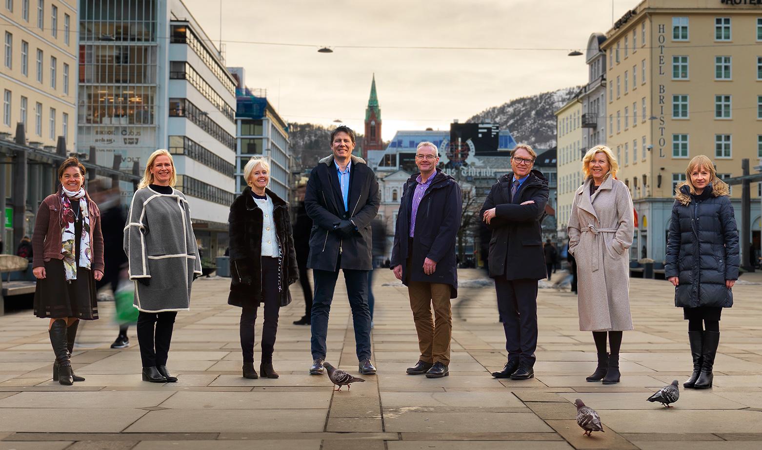 Bergen Næringsråd Styret 2016